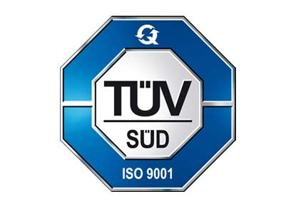UNI EN ISO 9001:2008 certification