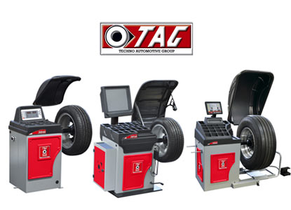 New wheel balancers range