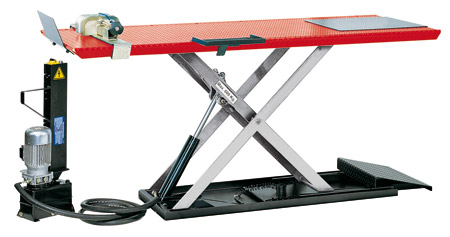 Hydraulic Scissors Platform-Lift S 207 A