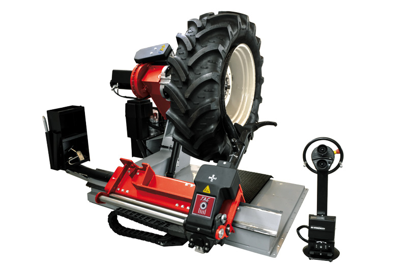 Super-Automatic Heavy Duty Truck Tyre Changing Machine, Suitable For Truck And Agriculture Tyres  TAG2660