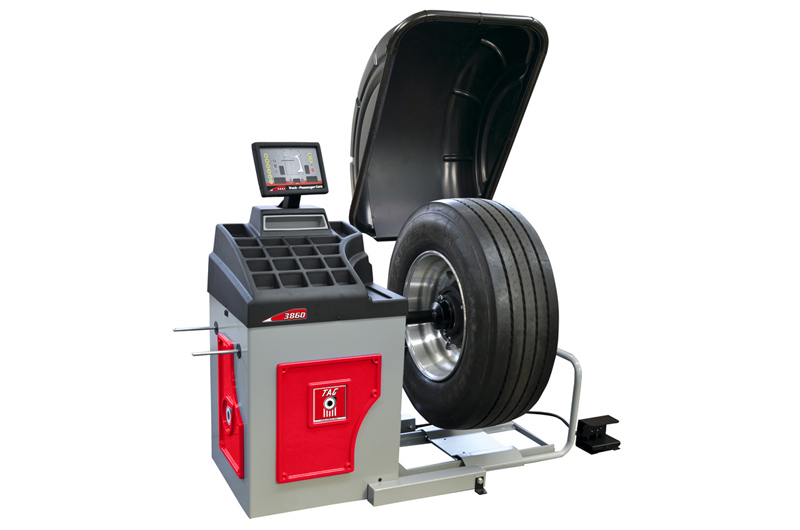 Wheel-balancer TAG 3860