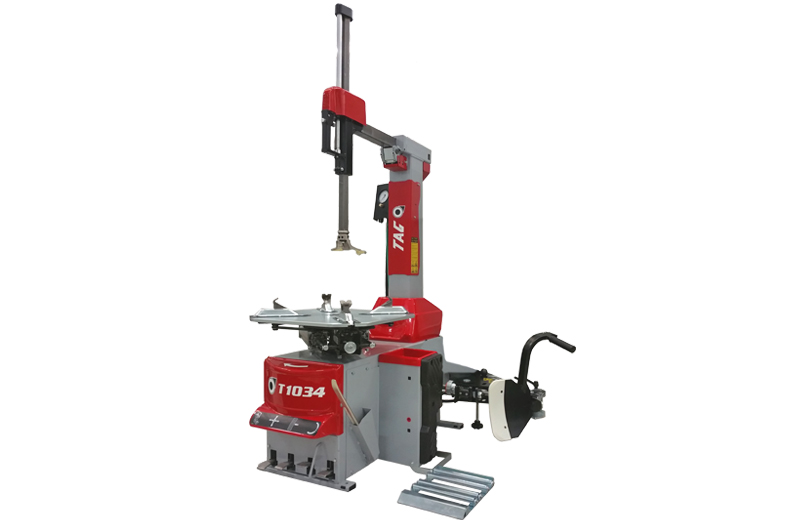 Super-Automatic Tilt Back Tyre Changer T 1034