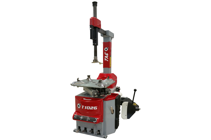 Automatic Tilt Back Tyre Changing Machine T 1026